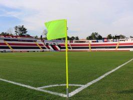 Estádio Santa Cruz (Foto: Agência Botafogo)