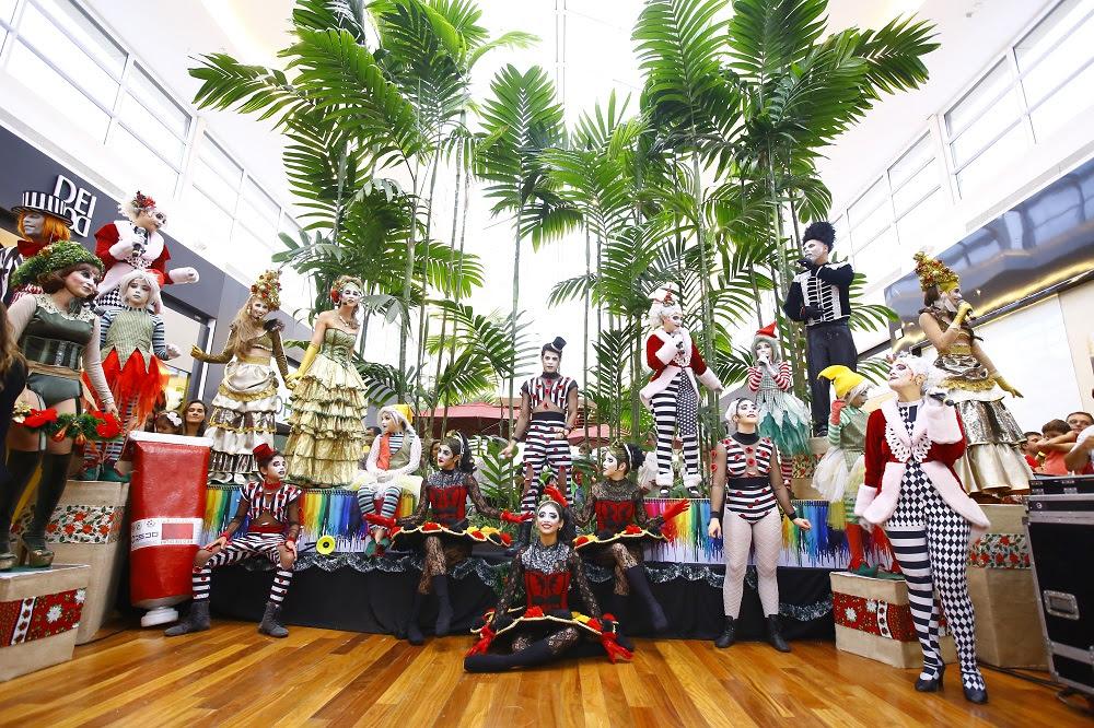 ed207c289f Papai Noel chega ao Shopping Iguatemi neste sábado - Ribeirão Sul